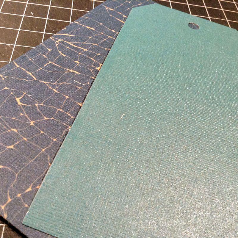 9. Stempelpapier, kraft core