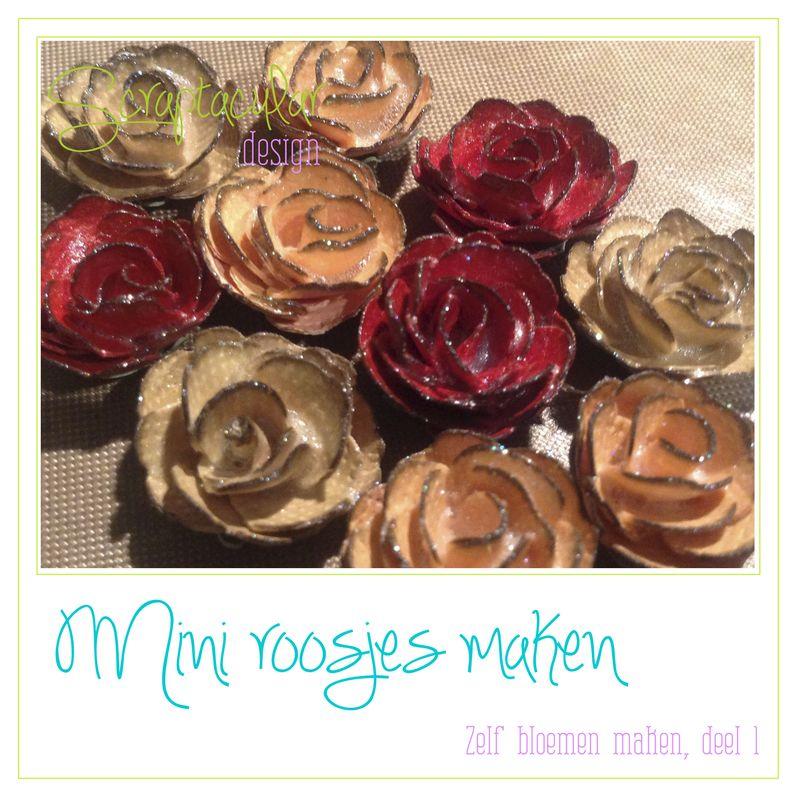Mini roosjes deel 1
