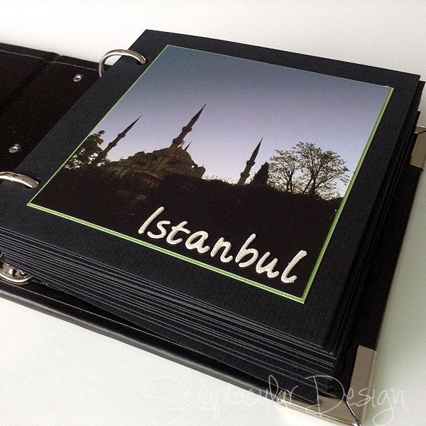 Right Here Right Now, Mini Album Istanbul, 2