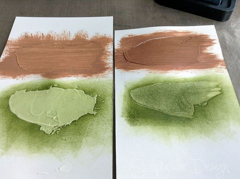 How to use- Texture Paste   stap 13