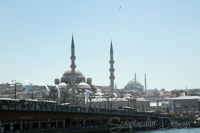 Time to Travel- Istanbul, 11