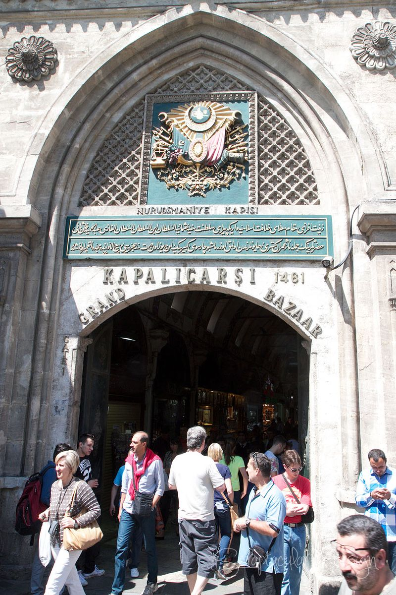 Time to Travel- Istanbul, 12