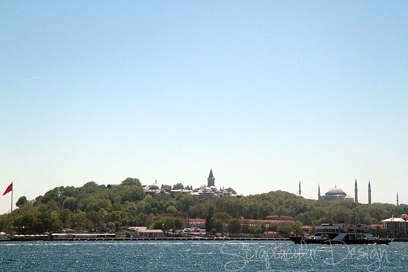 Time to Travel- Istanbul, 20