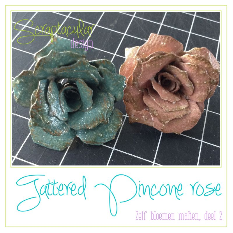 Pinecone Rose deel 2