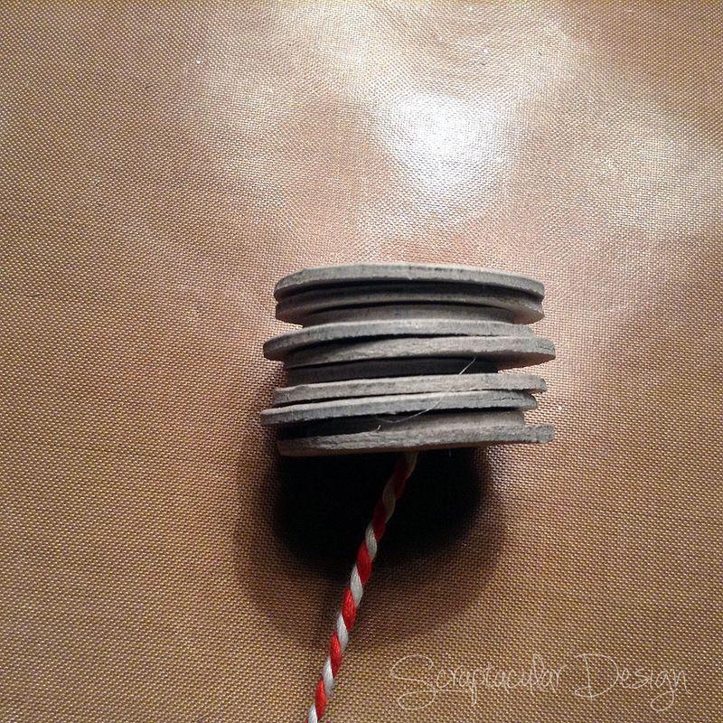 Online Workshop Christmas Ornaments, Sweet Treestap 39