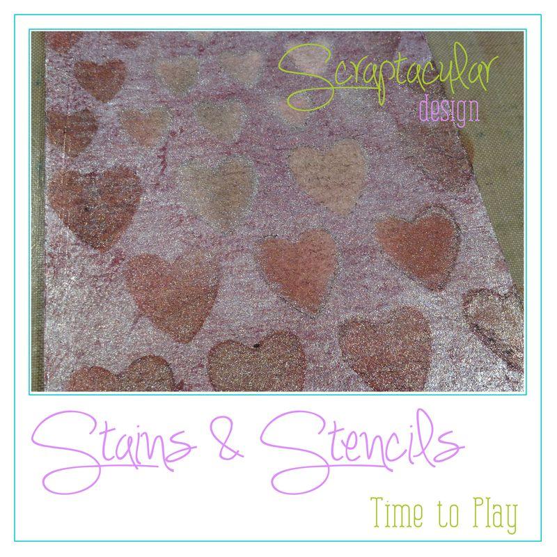 Stains &  Stencils