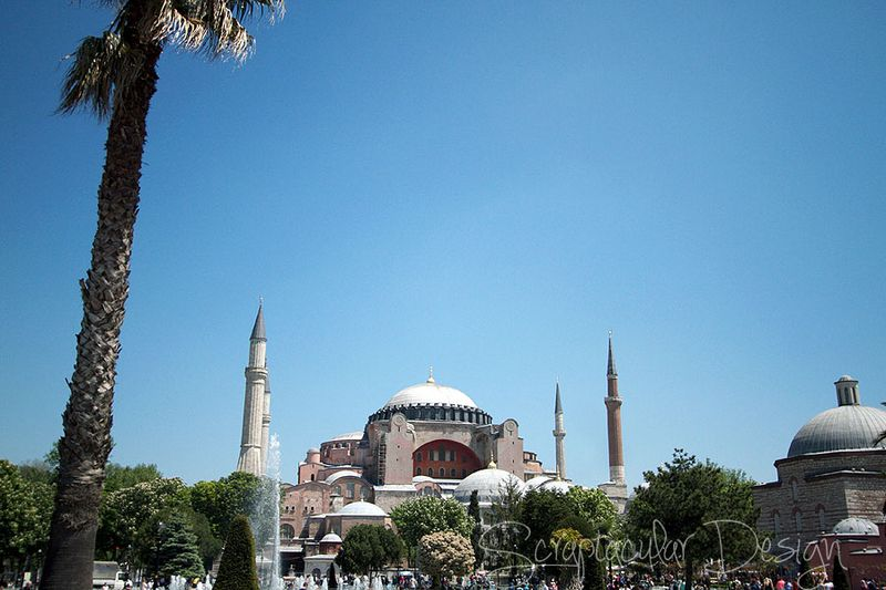 Time to Travel- Istanbul, 1