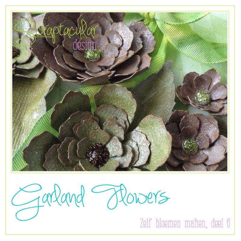 Garland Flowers deel 6