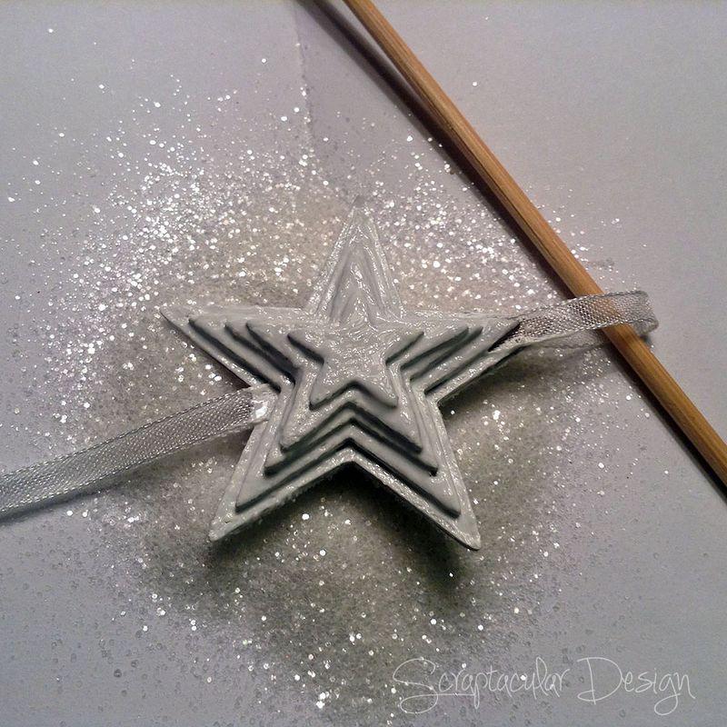 Online Workshop Christmas Ornaments, Sweet Treestap 24