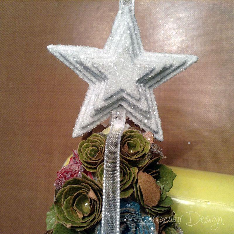 Online Workshop Christmas Ornaments, Sweet Treestap 29